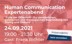 Human Communication Expertenabend DIU Dresden
