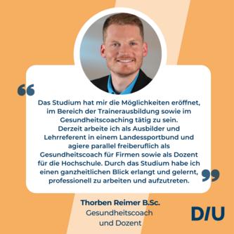Bachelor Präventions-, Therapie- und Rehabilitationswissenschaften DIU Dresden