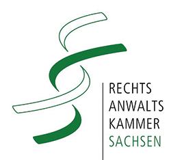 Logo Rechtsanwaltskammer Sachsen